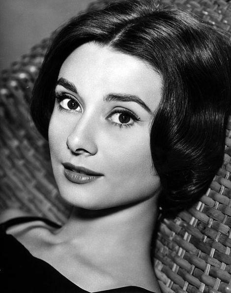 Audrey Hepburn - Classic Eyebrows