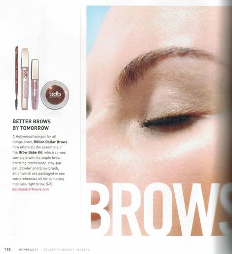 Celebrity Secrets - Diva Eyebrows